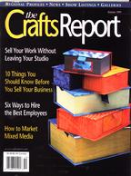 CRAFTS REPORT BACK ISSUE MAGAZINES